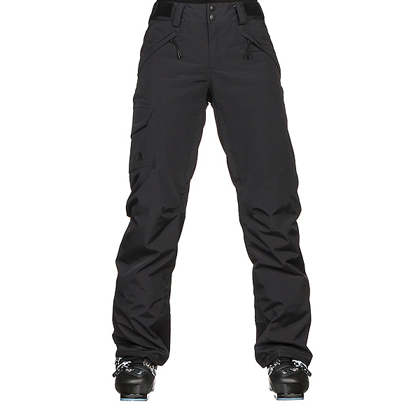 The North Face Freedom Insulated Womens Ski Pants (Previous Season), TNF Black, 600
