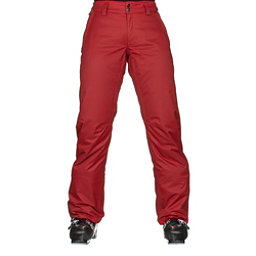 The North Face Sally Womens Ski Pants, Ketchup Red, 256
