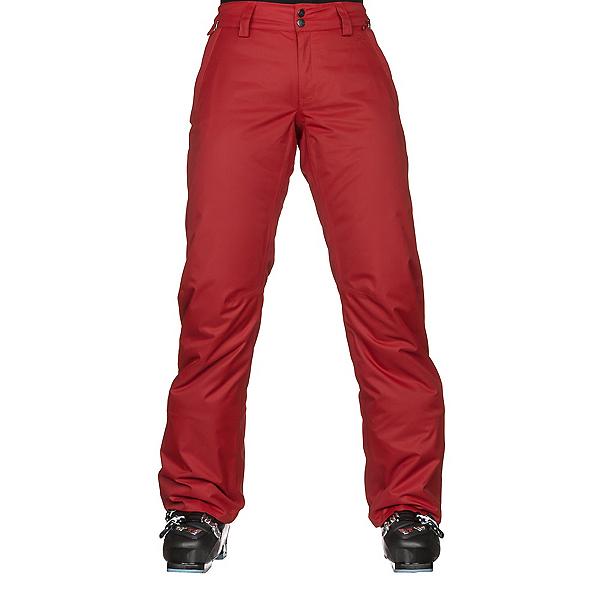 The North Face Sally Womens Ski Pants, Ketchup Red, 600