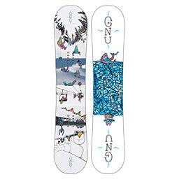 Gnu Recess Asym BTX Boys Snowboard 2018, , 256