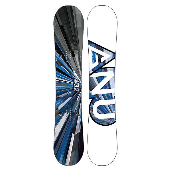 Gnu Carbon Credit Asym BTX Wide Snowboard, , 600