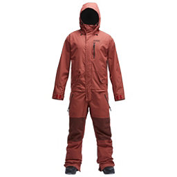Air Blaster Freedom Suit Mens One Piece Ski Suit, Oxide, 256