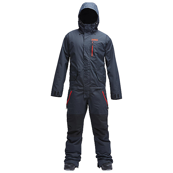 2d44a32213 Air Blaster Freedom Insulated Mens One Piece Ski Suit 2018