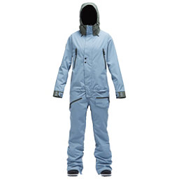 Air Blaster Freedom Suit Womens One Piece Ski Suit, Storm Blue, 256