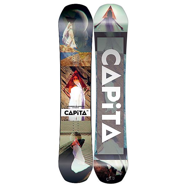5b2e5e1fde4 Capita Defenders of Awesome Snowboard 2018