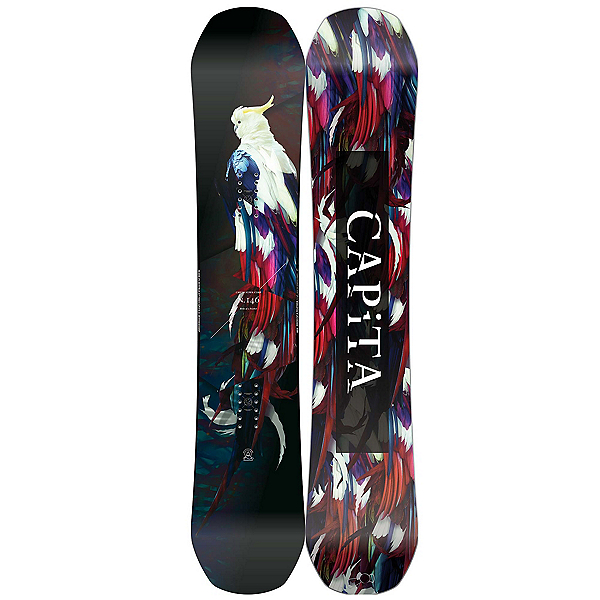 Capita Birds of a Feather Womens Snowboard 2018, , 600
