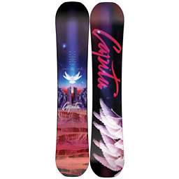 Capita Space Metal Fantasy Womens Snowboard 2018, , 256