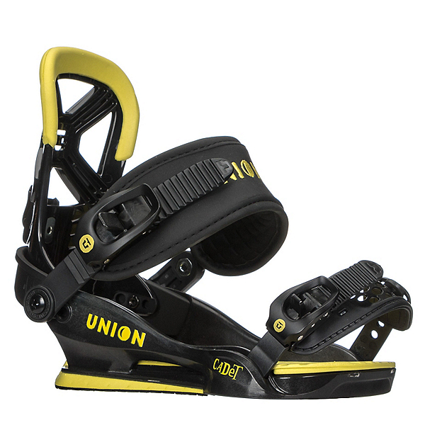Union Cadet Kids Snowboard Bindings, , 600