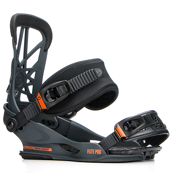 Union Flite Pro Snowboard Bindings, , 600
