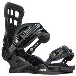 Union Atlas Snowboard Bindings 2018, Matte Black, 256