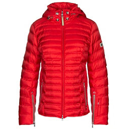 Bogner Nasha Down Womens Insulated Ski Jacket, Hot Red, 256