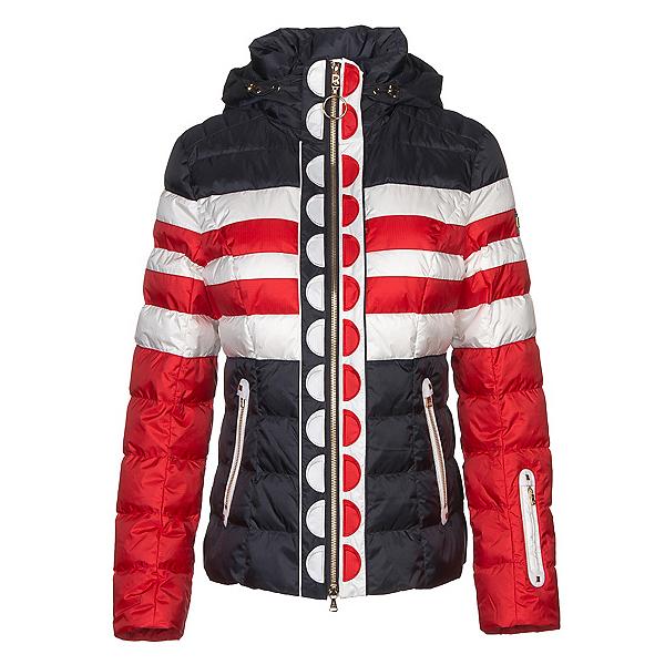 Bogner Pina Down Womens Insulated Ski Jacket, Navy, 600