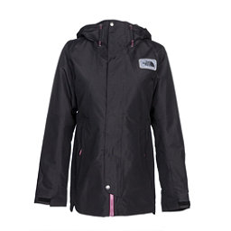 The North Face Superlu Womens Insulated Ski Jacket, TNF Black, 256