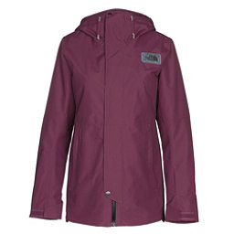The North Face Superlu Womens Insulated Ski Jacket, Amaranth Purple, 256