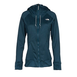 The North Face Shelly Fleece Womens Jacket, Monterey Blue, 256