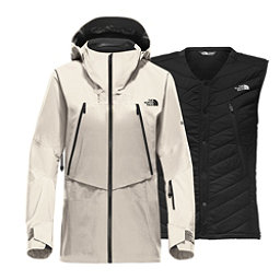The North Face Purist Triclimate Womens Insulated Ski Jacket, Vaporous Grey, 256