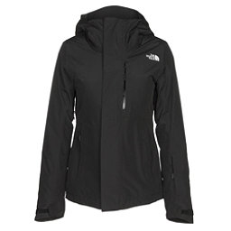 The North Face Descendit Womens Insulated Ski Jacket, TNF Black, 256