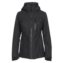 The North Face Lostrail Womens Insulated Ski Jacket, TNF Black, 256