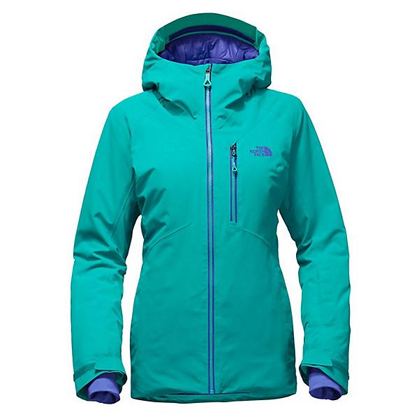The North Face Lostrail Womens Insulated Ski Jacket, Vistula Blue, 600