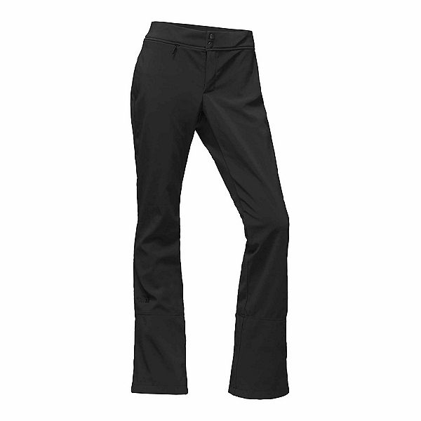 The North Face Apex STH Short Womens Ski Pants, TNF Black, 600
