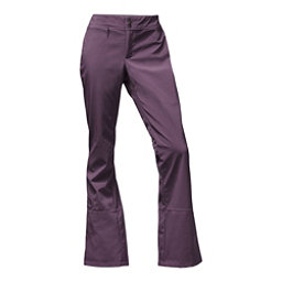 The North Face Apex STH Short Womens Ski Pants, Dark Eggplant Purple, 256