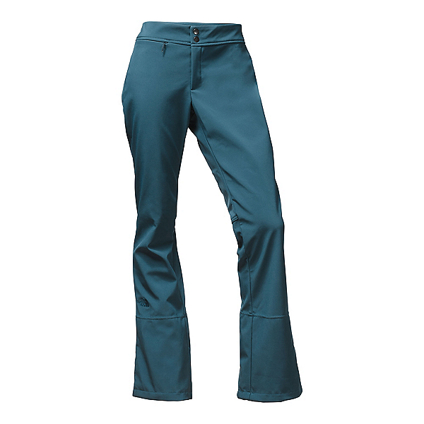 The North Face Apex STH Short Womens Ski Pants, Monterey Blue, 600