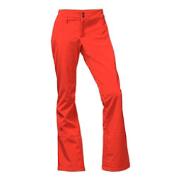 The North Face Apex STH Short Womens Ski Pants, Fire Brick Red, 256