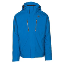 Descente Glade Mens Insulated Ski Jacket, True Blue, 256