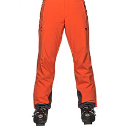 Descente Stock Mens Ski Pants, Blaze Orange, 256
