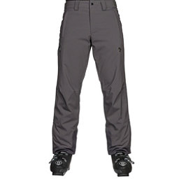 Descente Stock Mens Ski Pants, Anthracite Gray, 256