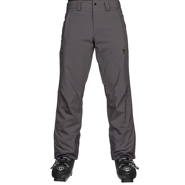 Descente Stock Mens Ski Pants, Anthracite Gray, 600