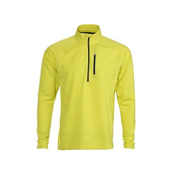 Descente Chase Mens Mid Layer, Sulfer Lime, 256