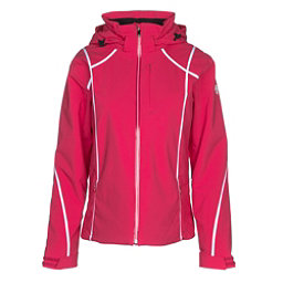 Descente Bree Womens Insulated Ski Jacket, Crimson Pink, 256