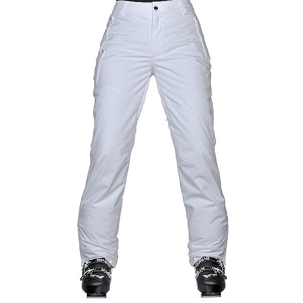 Descente Norah Womens Ski Pants, Super White, 600