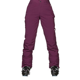 Descente Norah Womens Ski Pants, Deep Plum, 256