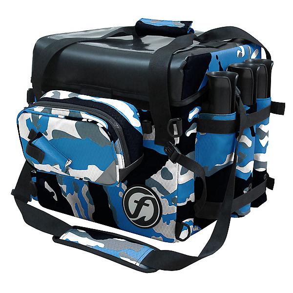 Feelfree Crate Bag, Blue Camo, 600