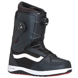 Vans Aura Snowboard Boots 2018, Black-White-Red, 256