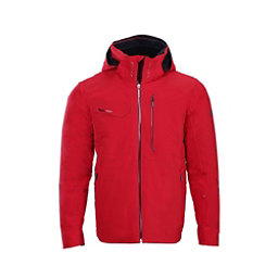 Descente Regal Mens Insulated Ski Jacket, Electric Red, 256