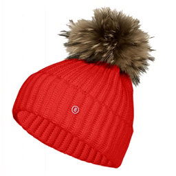 Bogner Leonie Hat, Hot Red, 256