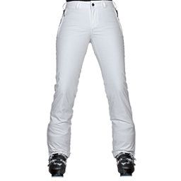 Bogner Fire + Ice Lindy Womens Ski Pants, Off White, 256