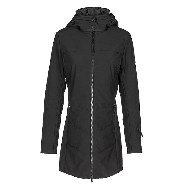 Bogner Fire + Ice Irena Womens Insulated Ski Jacket, Black, 600