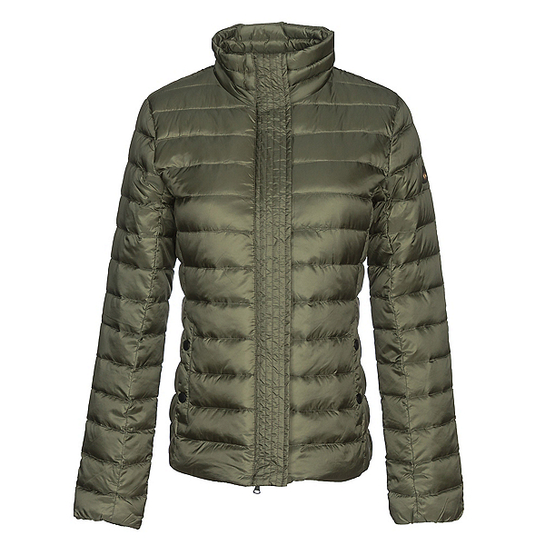 Bogner Fire + Ice Livia Down Womens Jacket, Olive, 600