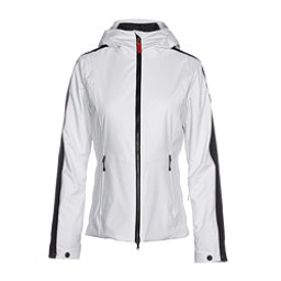Bogner Fire + Ice Dory Womens Insulated Ski Jacket, Off White, 256