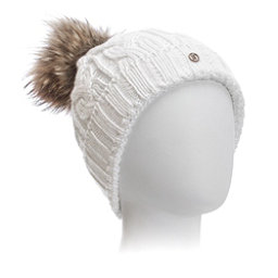 Bogner Fire + Ice Drew Womens Hat, White, 256