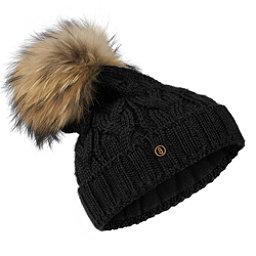 Bogner Fire + Ice Drew Womens Hat, Black, 256