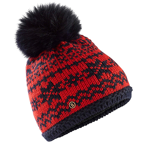 Bogner Fire + Ice Kaira Womens Hat, Fire Red, 600