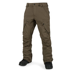 Volcom Articulated Mens Snowboard Pants, Teak, 256