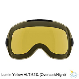 Abom One Goggle Replacement Lens 2018, Lumen Yellow, 256