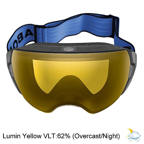 Abom Heet Goggles 2020, Lumen Yellow, 600