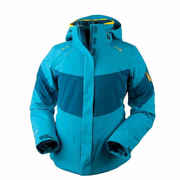 Obermeyer Double Dare 4-in-1 Down Womens Insulated Ski Jacket, , 600